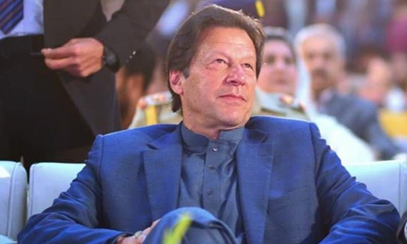 عمران خان انسٹاگرام پر سب سے زیادہ فالو کیے جانے والے پاکستانی سیاستدان بن گئے ہیں—فائل فوٹو: وزیراعظم انسٹاگرام