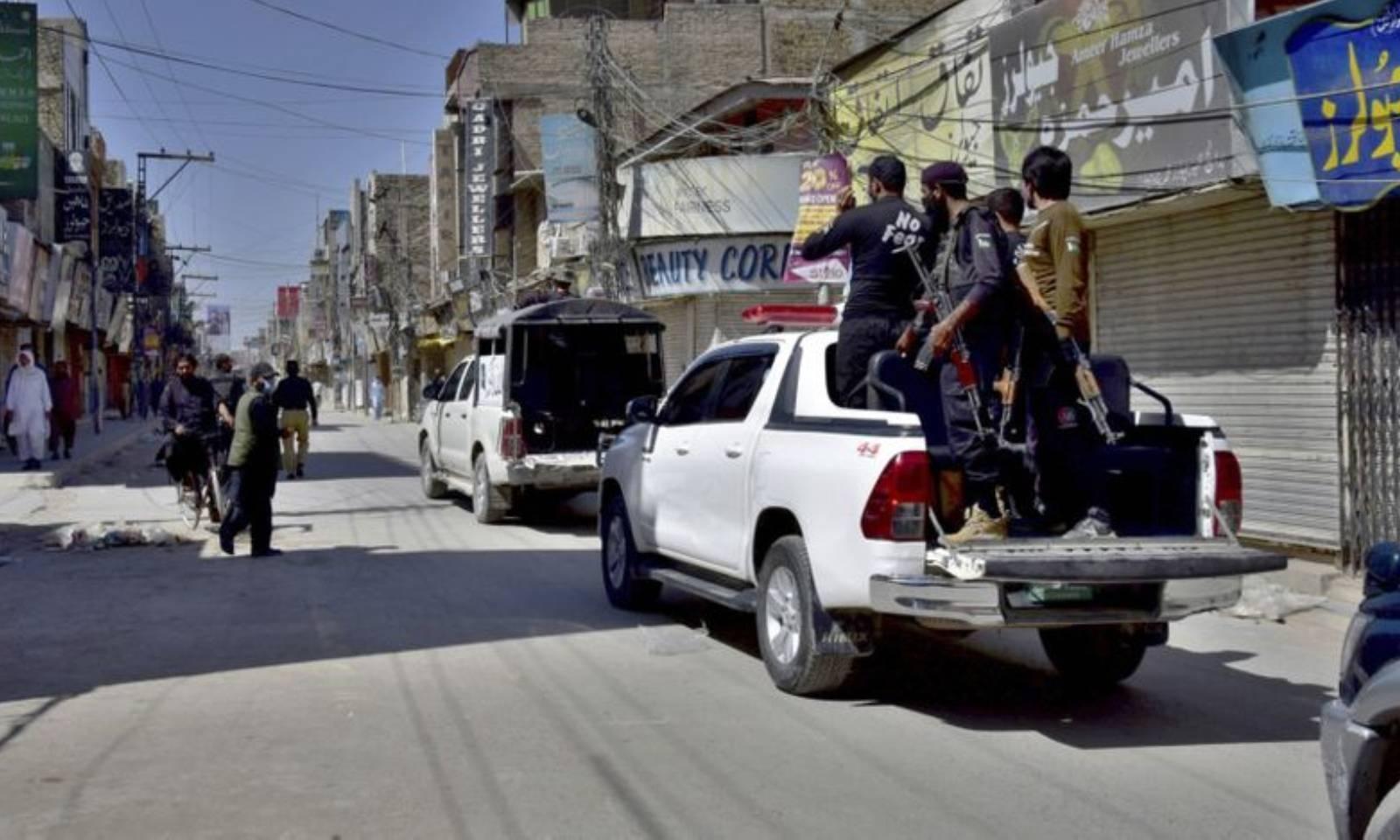 وزارت داخلہ نے ملک بھر میں 10 مئی سے 15 مئی تک عید کی چھٹیوں کا اعلان کیا تھا—فوٹو:اے پی