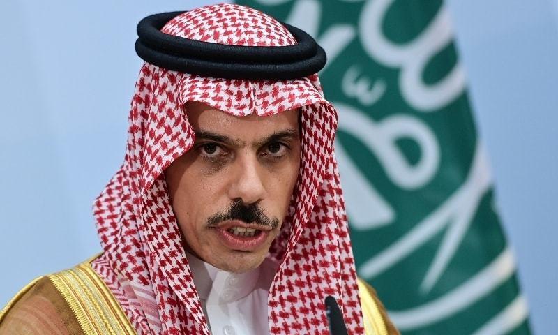پاک بھارت کشیدگی میں کمی کے لیے کردار ادار کرسکتے ہیں، سعودی وزیر خارجہ