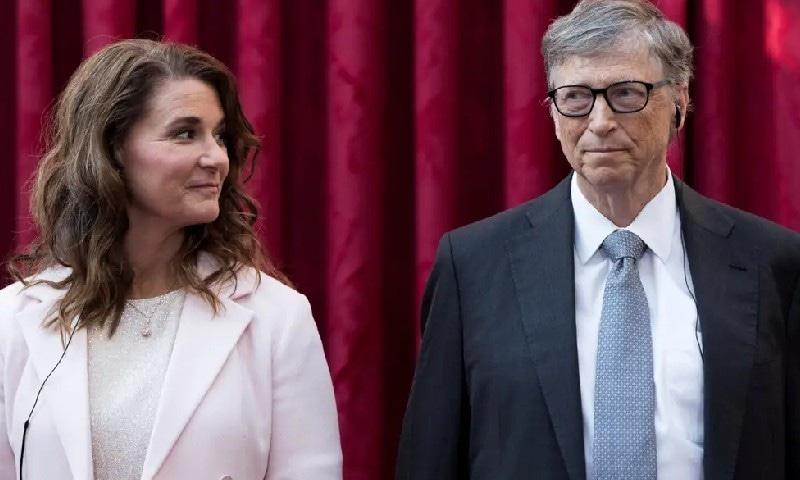 بل اور ملنڈا گیٹس نے 3 مئی کو شادی ختم کرنے کا اعلان کیا تھا—فائل فوٹو: رائٹرز