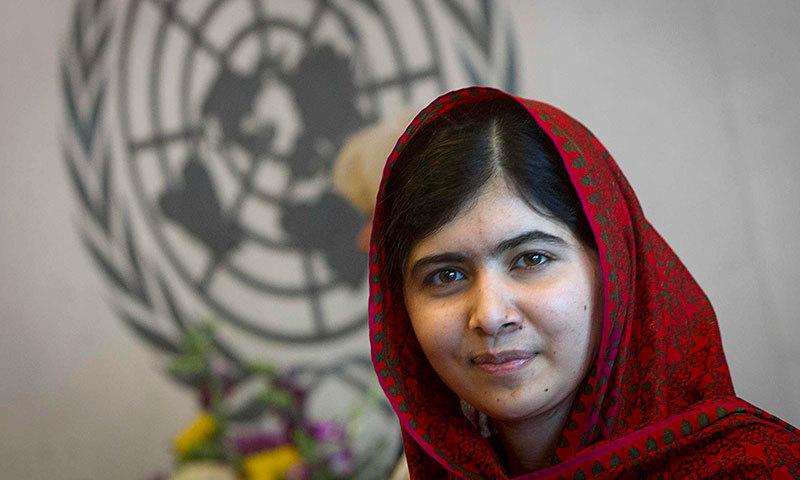 فلسطینیوں پر اسرائیلی حملوں سے متعلق ٹوئٹ، ملالہ کو درست الفاظ استعمال کرنے کا مشورہ
