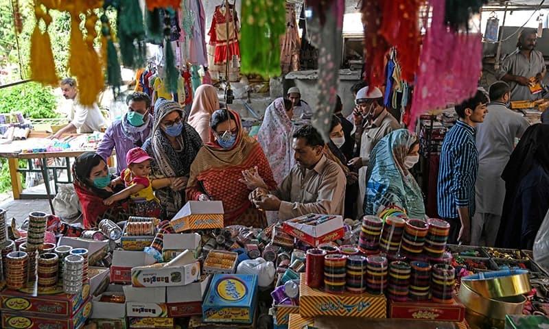 دیگر صوبوں کی نسبت بلوچستان میں عید خریداری کی زیادہ رونقیں کیوں؟