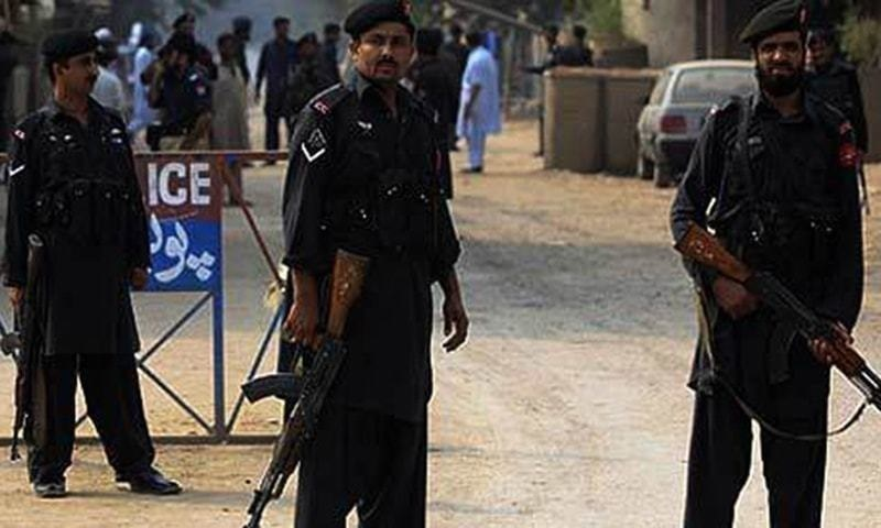 The police claimed on Tuesday to have killed a suspected terrorist in an encounter in Wanda Maghara village of Lakki Marwat here on Tuesday. — AFP/File