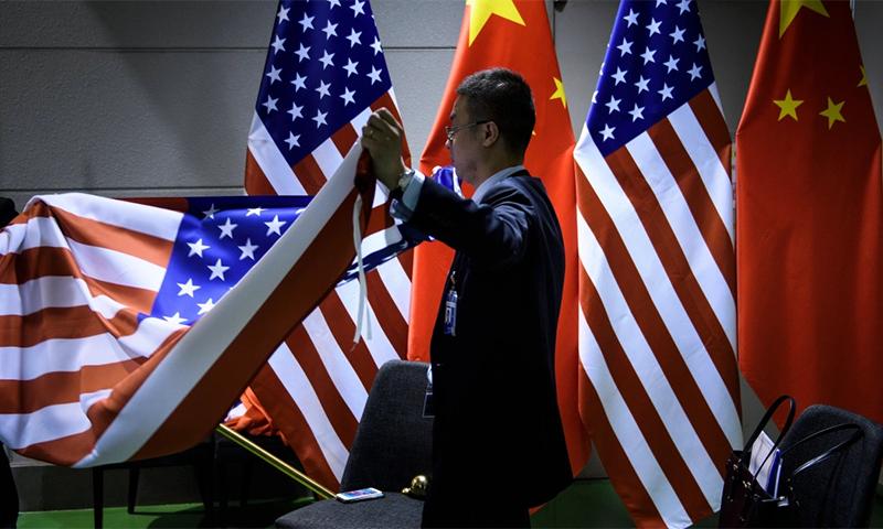 سنکیانگ کے معاملے پر عالمی طاقتوں اور چین کے درمیان ایک عرصے سے کشیدگی جاری ہے— فائل فوٹو: اے ایف پی