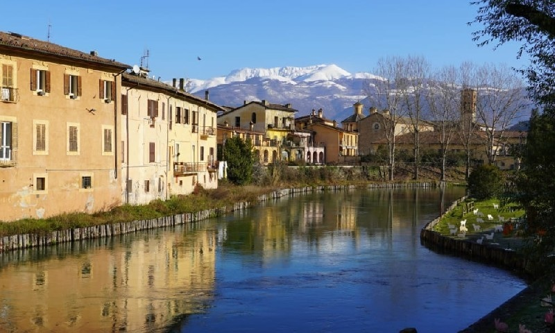 ریٹی کا ایک منظر — فوٹو بشکریہ Comune Rieti