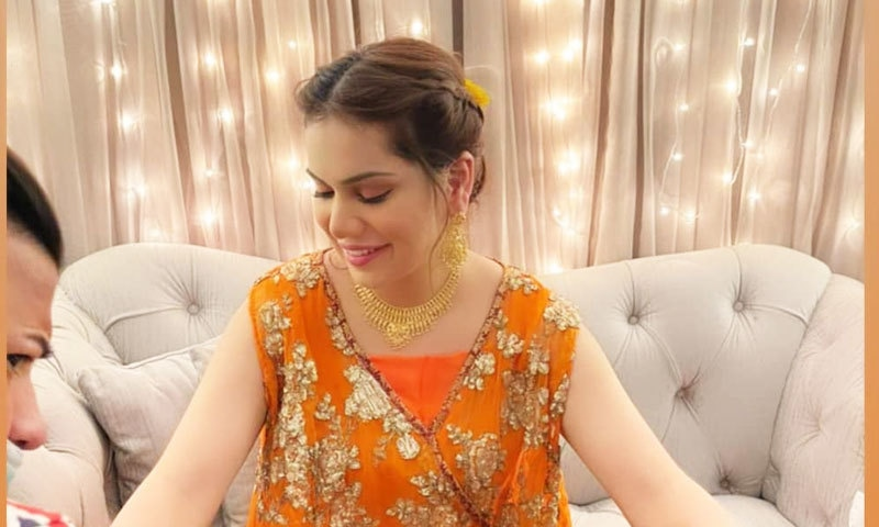 اداکارہ غنا علی کا 'نئی زندگی' کا آغاز