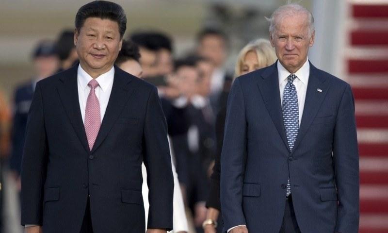 'دنیا تبدیل ہورہی ہے، امریکا پیچھے ہٹ رہا ہے، چین آگے بڑھ رہا ہے'