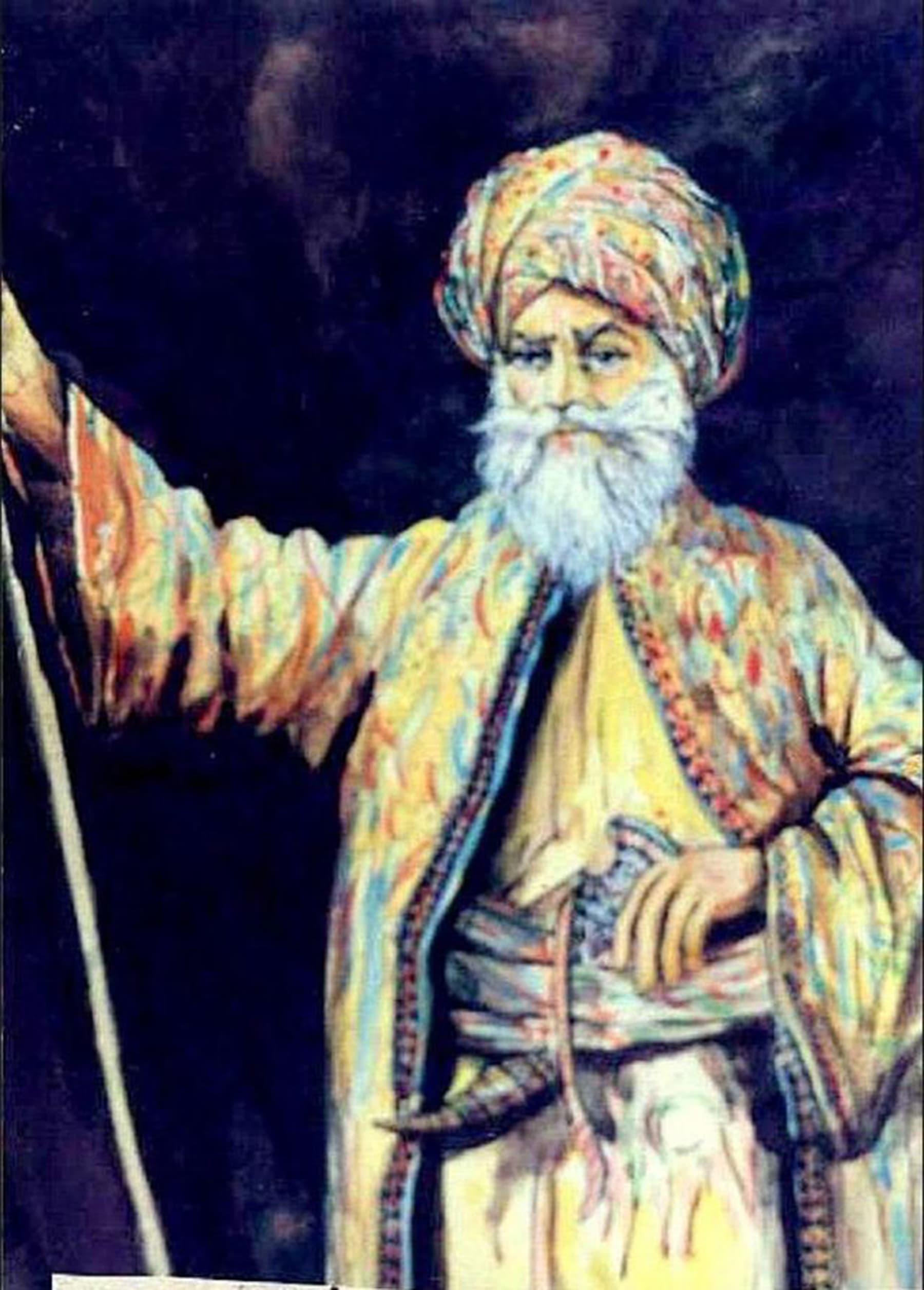 خان نصیر خان، 1749ء سے 1794ء تک خان آف قلات رہے