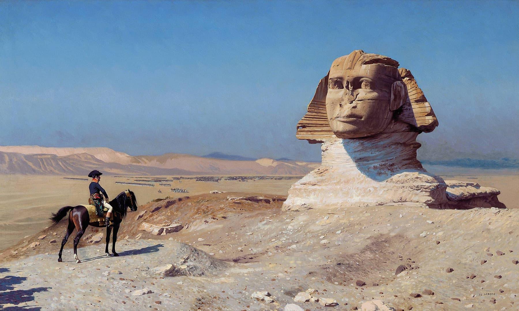 نپولین مصر میں