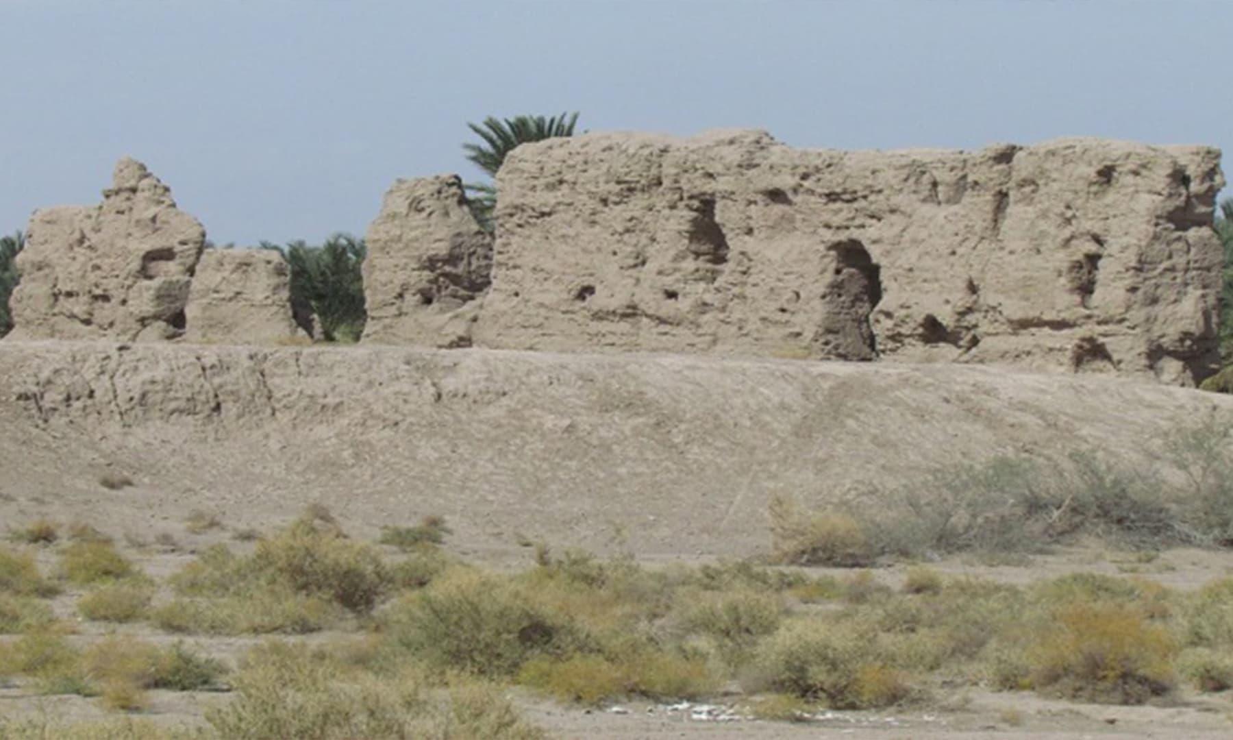 قدیم قلعہ نرمنشیر
