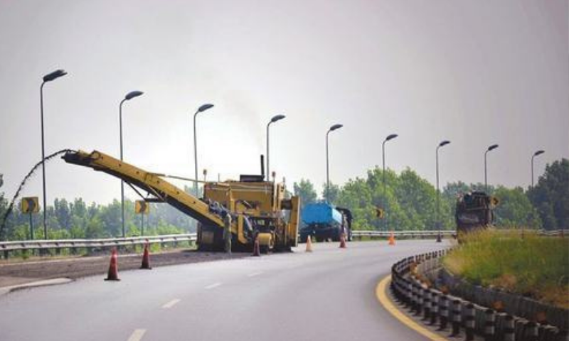 The Punjab government has started aligning the Rawalpindi Ring Road afresh. —  File