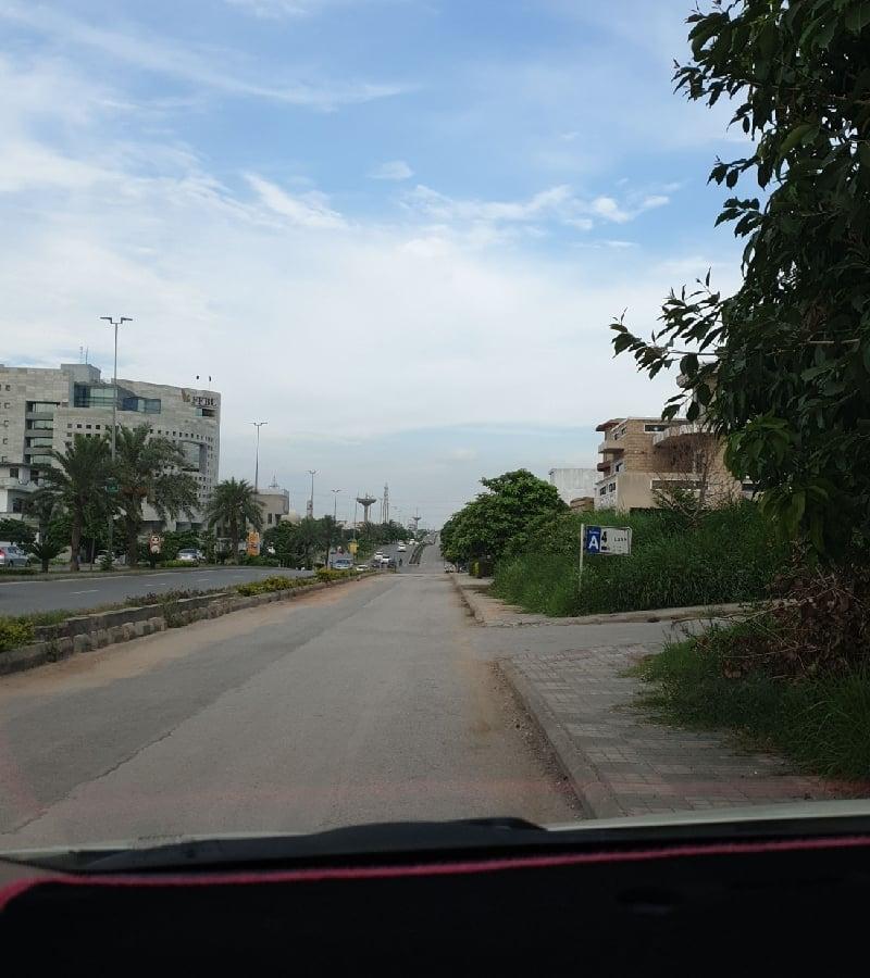 میں مکان کی تلاش کے پہلے دن ڈرائیور کے ساتھ تنہا نکلی تھی