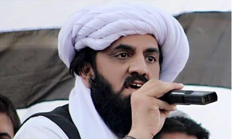 "JUI-F leader Hafiz Hamdullah had lost his citizenship in October 2019 when Nadra declared him an ""alien"". — Twitter/File"