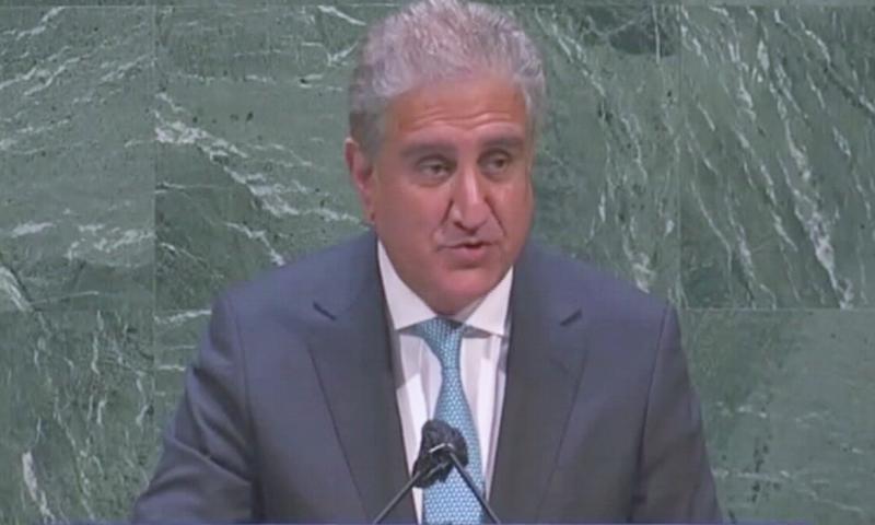 جنرل اسمبلی غزہ میں اسرائیلی جارحیت روکنے کا مطالبہ کرے، وزیرخارجہ