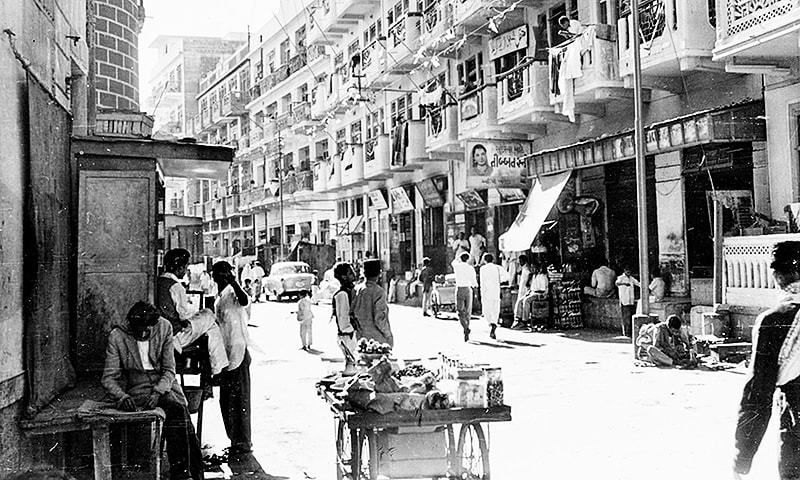 کراچی کا وہ ہسپتال جو ماضی میں امریکی فوج کا بیس بنا