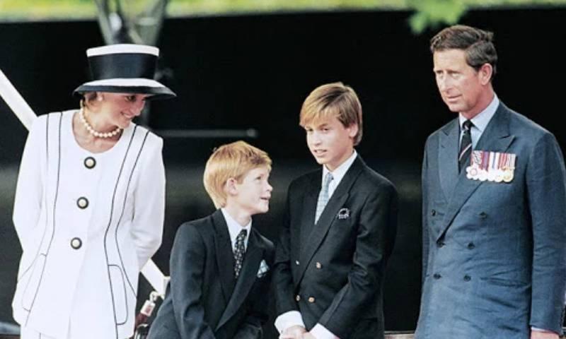 شہزادہ ہیری کے مطابق دھوکا دہی پر مبنی اس عمل نے ان کی والدہ کی موت میں بڑا کردار ادا کیا—فائل فوٹو: اے ایف پی