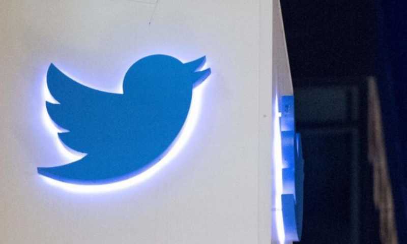 """Under Twitter's rules, a post is tagged as """"manipulated media"""" if it includes """"media (videos, audio, and images) that have been deceptively altered or fabricated"""". — AFP/File"""