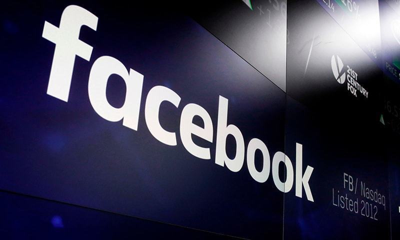 In its first ever investment in Pakistan, Facebook has partnered with Nayatel to improve and expand connectivity across the country. — AFP/File