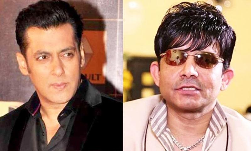 'تبصرہ' کرنے پر سلمان خان نے فلم ناقد پر مقدمہ کردیا