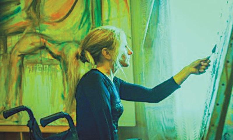 Priscille Deborah  painting