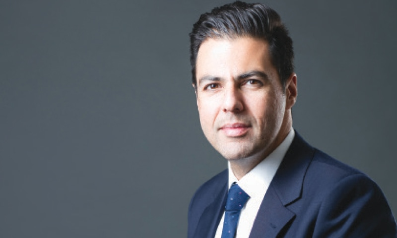 Fahd Chinoy, CEO of Pakistan Cables