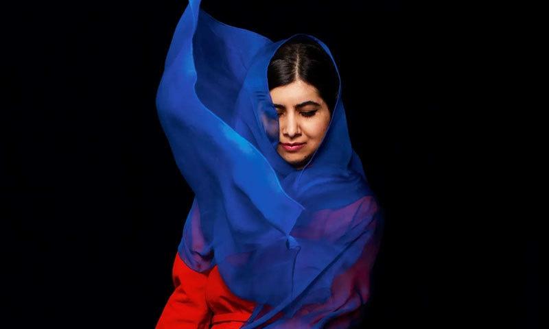 ملالہ یوسف زئی جولائی کے شمارے کے سرورق کی زینت بنیں گی—فوٹو: ووگ