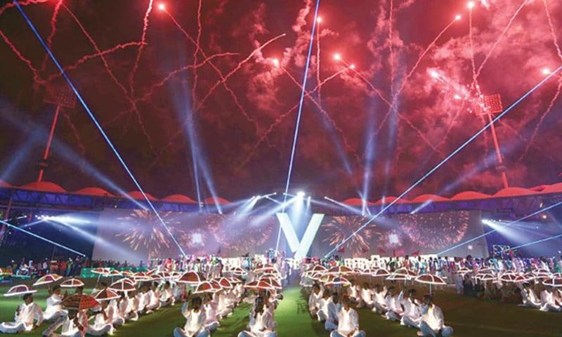 2020ء میں پی ایس ایل کا سیزن 5 مکمل طور پر پاکستان میں منعقد ہوا
