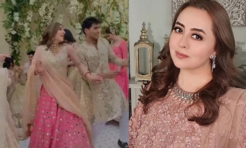 بھارتی ڈیزائنر کی ملبوسات کیلئے پاکستان میں شوٹنگ پر ماریہ بی نالاں