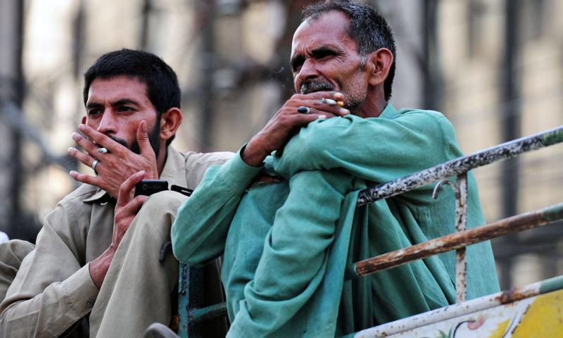 جنوبی ایشیا میں سب سے سستی سگریٹ پاکستان میں ملتی ہے، تحقیق