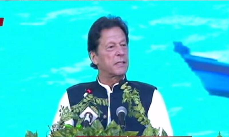 یومِ ماحولیات: ابھی سے صوبے کہنے لگے ہیں ہمارا پانی چوری ہوگیا، وزیر اعظم