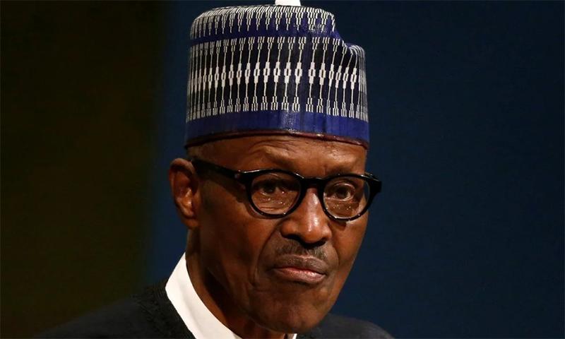 نائجیریا کے صدر محمد بوہاری نے ٹوئٹ میں علیحدگی پسندوں کو دھمکی دی تھی— فوٹو: رائٹرز