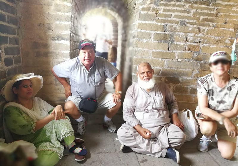 چین میں سیر و سیاحت سے چینیوں کو قریب سے جاننے کا موقع ملتا ہے