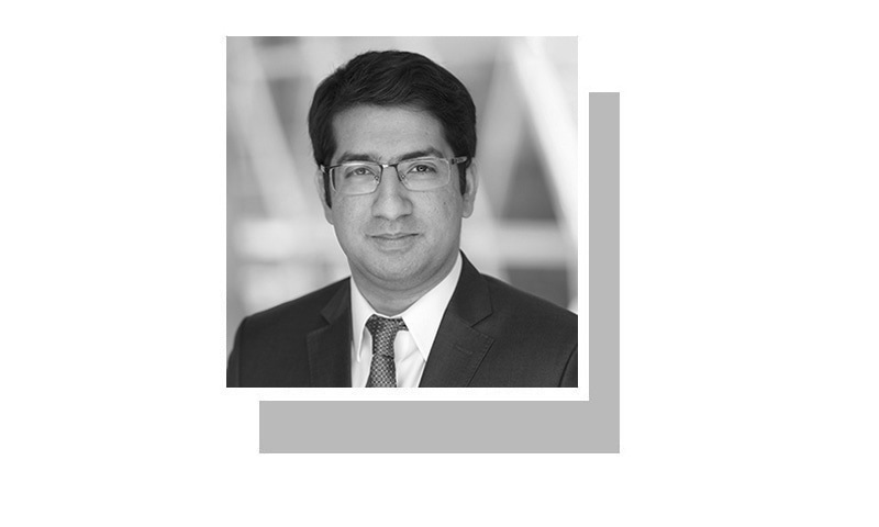 The writer is a litigator based in Islamabad.