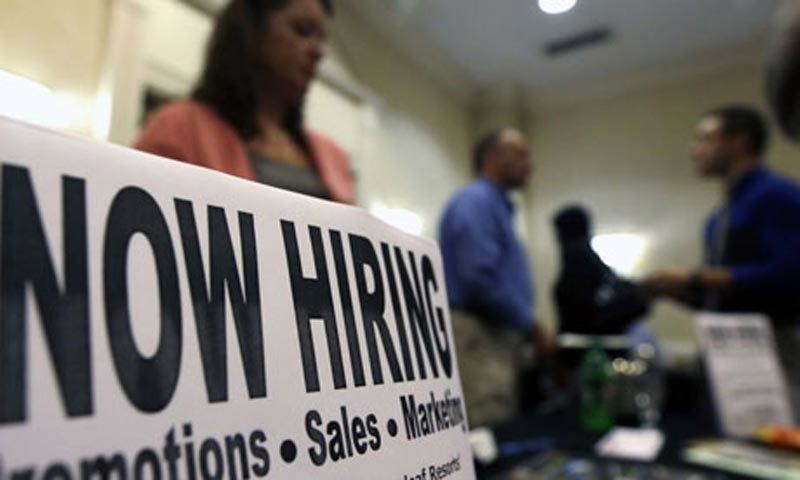 Experts watching global labour trends believe that post–Covid-19 readjustments mean that some lost jobs may never reappear as some sectors may shrink permanently and others flourish and expand. — AP/File