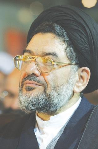 Ali Akbar Mohtashamipour
