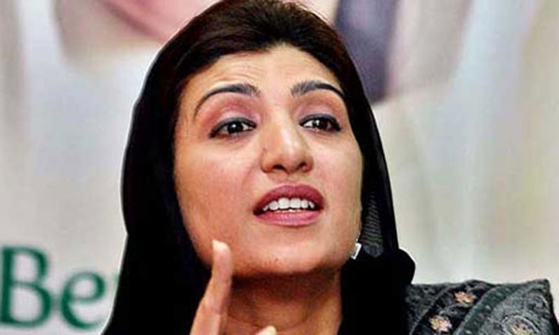 This file photo shows former chairperson of the Benazir Income Support Programme (BISP) Farzana Raja.