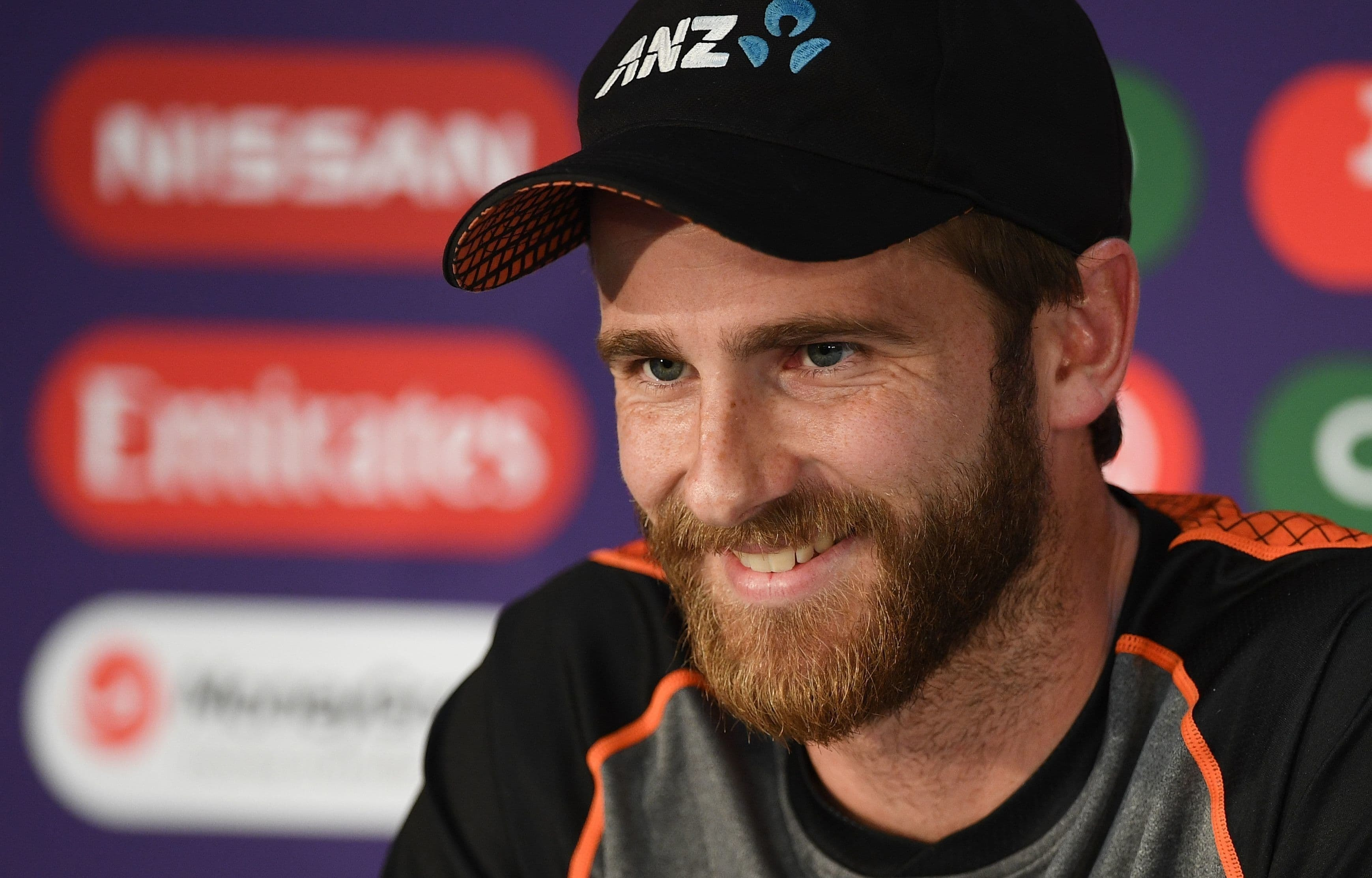 New Zealand's captain Kane Williamson attends a press conference at Lord's in London on June 28 ahead of their 2019 Cricket World Cup group stage match against Australia. — AFP/File