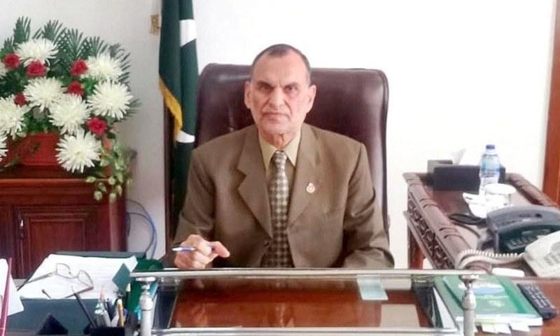 وفاقی وزیر ریلوے اعظم سواتی —فائل فوٹو: ڈان نیوز