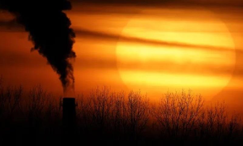کورونا کی وبا کے باوجود عالمی سطح پر کاربن ڈائی آکسائیڈ کی سطح میں اضافہ