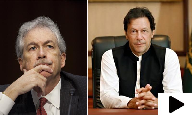 وزیراعظم عمران خان کا سی آئی اے چیف سے ملاقات سے انکار