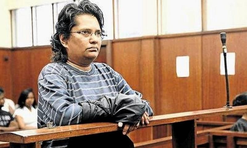 عدالت نے آشیش لتا رام گوبن کو  3 کروڑ 33 لاکھ روپے کا فراڈ کرنے کا مجرم قرار دیا—فوٹو: ٹوئٹر