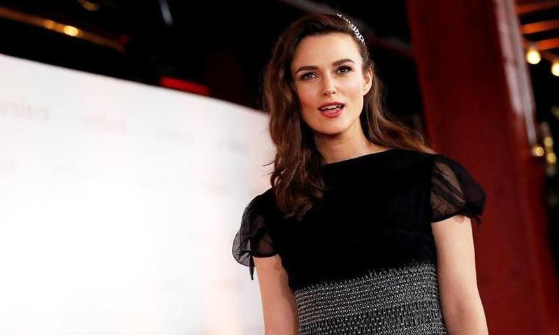 اداکارہ کے مطابق انہیں بھی ہراساں کیا گیا—فائل فوٹو: رائٹرز