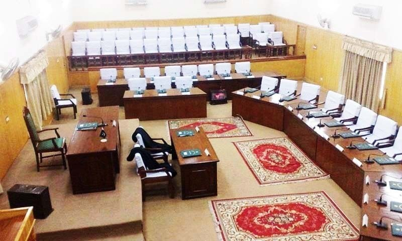 The Pakistan Muslim League-Nawaz (PML-N) on Wednesday announced its candidates for 36 out of 45 constituencies of the Azad Jammu and Kashmir Legislative Assembly. — Photo courtesy: gbcolours.com/File