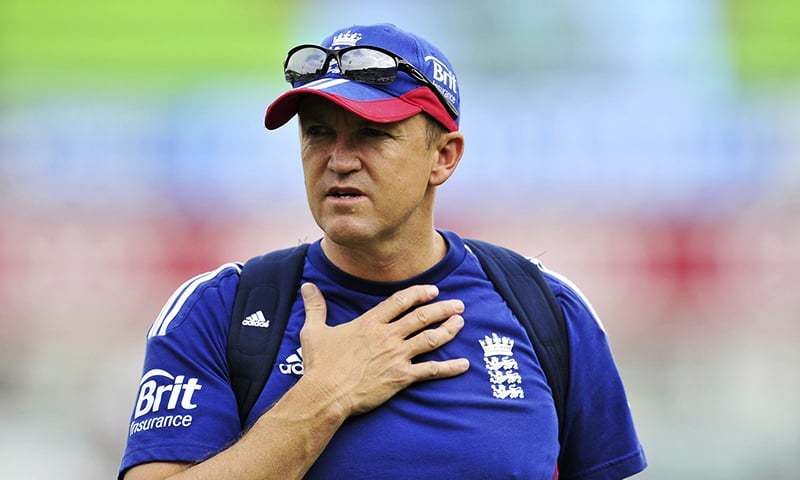 Andy Flower on Wednesday hoped that Multan Sultans can still bounce back into contention for the HBL Pakistan Super League 6 playoffs. — AFP/File