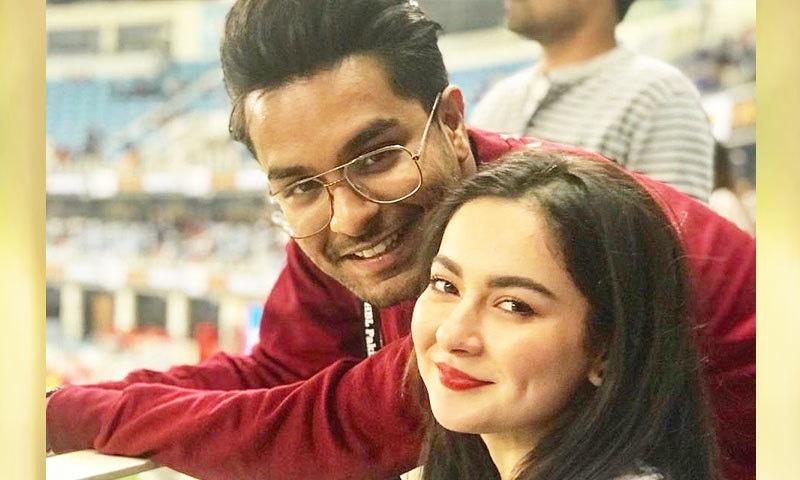 عاصم اظہر اور ہانیہ عامر کو شوبز شخصیات کا مشورہ