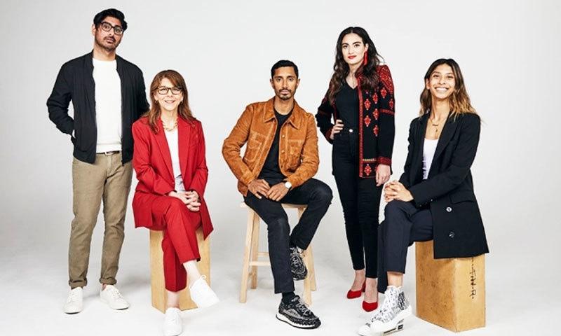 متعدد مسلم اداکار مذکورہ منصوبے کا حصہ ہیں—فوٹو: مائیکل بکنر/ ورائٹی