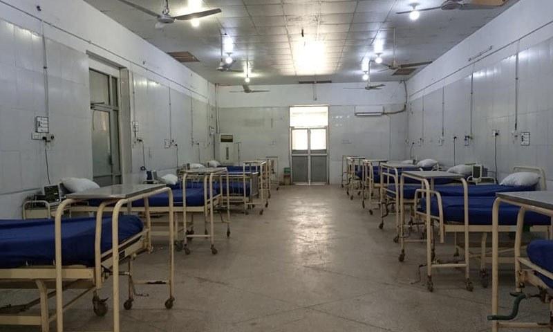3 سال کے عرصے میں نوزائیدہ بچوں، زچہ کی شرح اموات میں کمی آئی ہے—فائل فوٹو: فیس بک لیڈی ریڈنگ ہسپتال