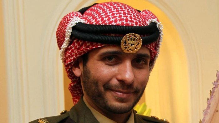 Prince Hamzah's fate remains unclear, including whether his movement and ability to communicate remain restricted. — AFP/File