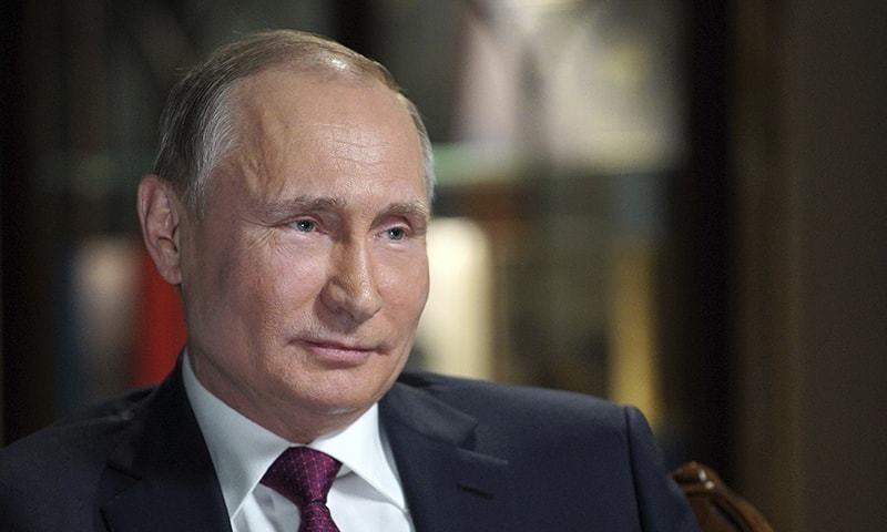 President Vladimir Putin has said Russia would be ready to hand over cyber criminals to the United States if Washington did the same for Moscow. — AP/File