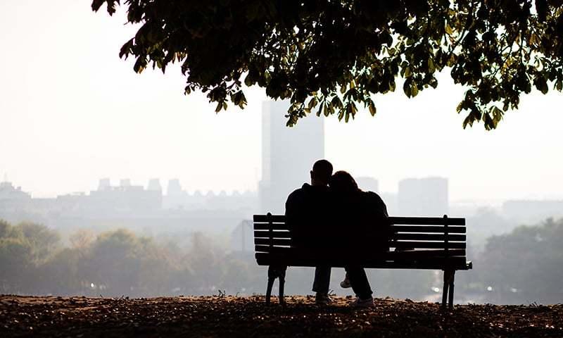 'یہ محبت کے لیے نامناسب وقت ہے'